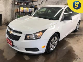 Used 2012 Chevrolet Cruze Phone connect * Voice recognition * Keyless entry * Cruise control * Climate control * On star *  Traction control * Trip computer * Power locks/windo for sale in Cambridge, ON
