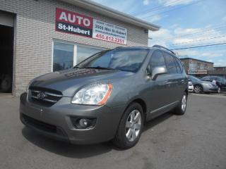 Used 2009 Kia Rondo LX for sale in St-Hubert, QC