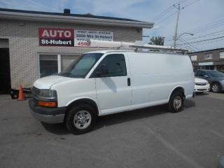 Used 2007 Chevrolet Express express 2500 135 po Full for sale in St-Hubert, QC