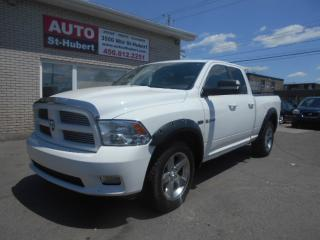 Used 2010 Dodge Ram 1500 Sport 4x4 Hemi for sale in St-Hubert, QC