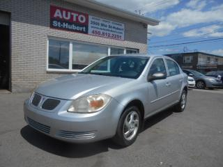 Used 2006 Pontiac Pursuit LS for sale in St-Hubert, QC