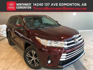 New 2019 Toyota Highlander LE AWD | Convenience Package for sale in Edmonton, AB