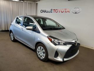 Used 2016 Toyota Yaris Hatchback Gr. Commodité for sale in Montréal, QC