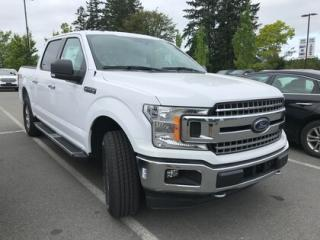 New 2019 Ford F-150 XLT 301A 2.7L SuperCrew for sale in Duncan, BC