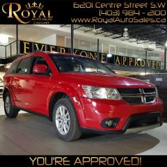 Used 2013 Dodge Journey SXT for sale in Calgary, AB