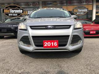 Used 2016 Ford Escape SE FWD for sale in North York, ON