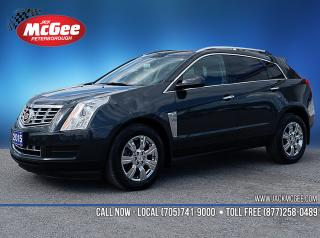 Used 2015 Cadillac SRX Luxury for sale in Peterborough, ON