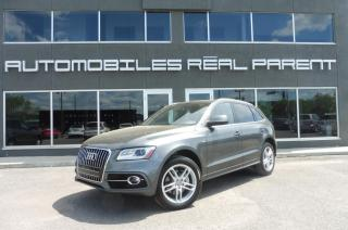 Used 2014 Audi Q5 3.0 Tdi Quattro for sale in Québec, QC