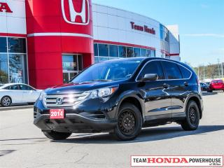 Used 2014 Honda CR-V LX *ONE OWNER|BACK-UP CAMERA|HEATED SEATS* for sale in Milton, ON
