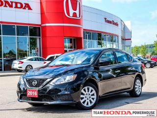 Used 2016 Nissan Sentra 1.8 S-*NO ACCIDENTS|CRUISE CONTROL|BLUETOOTH* for sale in Milton, ON