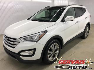 Used 2014 Hyundai Santa Fe Sport Limited AWD GPS Cuir Toit Panoramique MAGS for sale in Trois-Rivières, QC