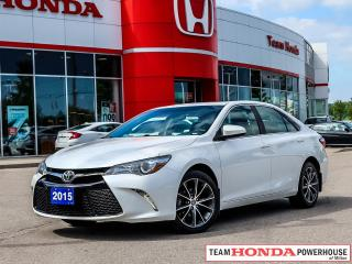 Used 2015 Toyota Camry XSE-*NO ACCIDENTS|1 OWNER|NAVI|LEATHER* for sale in Milton, ON