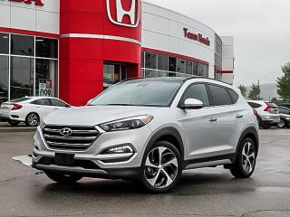 Used 2017 Hyundai Tucson SE-*NO ACCIDENTS|1 OWNER|NAVI|PANO MOONROOF* for sale in Milton, ON