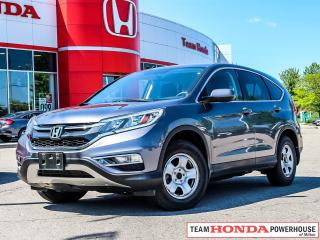 Used 2016 Honda CR-V SE-*1 OWNER|AWD|HEATED SEATS|PUSH START* for sale in Milton, ON
