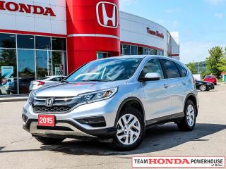 Used 2015 Honda CR-V SE-*1 OWNER|AWD|HEATED SEATS|PUSH START* for sale in Milton, ON