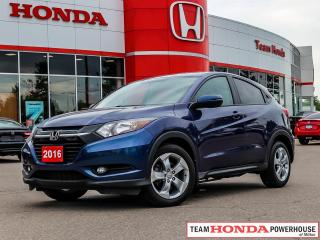 Used 2016 Honda HR-V EX-*NO ACCIDENTS|1 OWNER|SUNROOF|BLINDSPOT CAMERA* for sale in Milton, ON