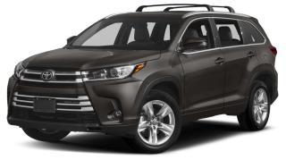 New 2019 Toyota Highlander LIMITED  for sale in Etobicoke, ON