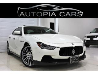 Used 2016 Maserati Ghibli S Q4 BLIND SPOT NAVI BACKUP CARBONFIBER for sale in North York, ON