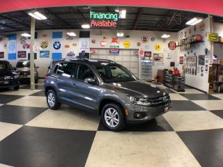 Used 2015 Volkswagen Tiguan 2.0 TSI TRENDLINE 4 MOTION AUT0 BACKUP CAMERA 62K for sale in North York, ON