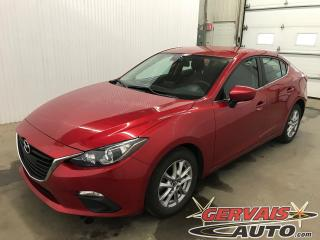 Used 2016 Mazda MAZDA3 Gs Mags Nav Caméra for sale in Trois-Rivières, QC