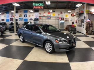 Used 2015 Volkswagen Passat 1.8 TSI TRENDLINE AUT0 A/C CRUISE H/SEATS CAMERA 95K for sale in North York, ON