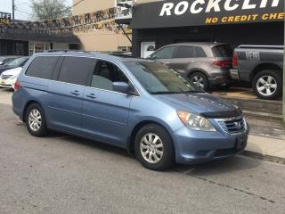 Used 2008 Honda Odyssey 5dr Wgn EX-L for sale in Scarborough, ON
