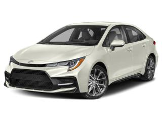 New 2020 Toyota Corolla XSE for sale in Fredericton, NB