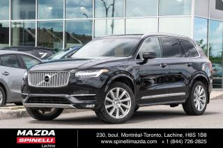 Used 2016 Volvo XC90 T6 Inscription for sale in Lachine, QC
