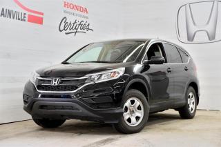Used 2016 Honda CR-V LX AWD for sale in Blainville, QC