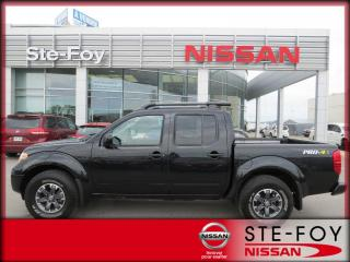 Used 2019 Nissan Frontier PRO-4X Awd * Toit ouvrant * Gps * for sale in Ste-Foy, QC