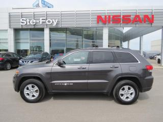 Used 2015 Jeep Grand Cherokee 4 RM 4 portes Laredo for sale in Ste-Foy, QC