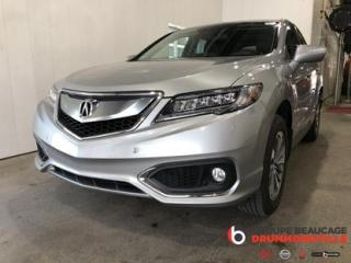 Used 2018 Acura RDX ELITE for sale in Drummondville, QC