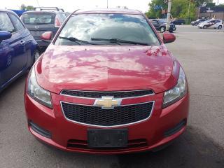 Used 2012 Chevrolet Cruze LT Turbo+ w/1SB for sale in Oshawa, ON