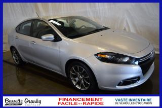 Used 2013 Dodge Dart SXT for sale in Granby, QC