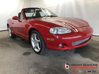 Used 2003 Mazda Miata MX-5 for sale in Drummondville, QC