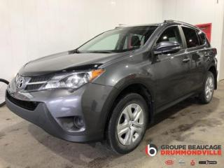 Used 2014 Toyota RAV4 LE for sale in Drummondville, QC