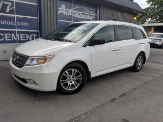Used 2012 Honda Odyssey Ex + Mag + Caméra for sale in Boisbriand, QC