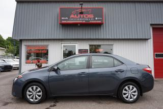 Used 2014 Toyota Corolla Le A/c for sale in Lévis, QC