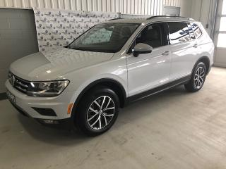 Used 2018 Volkswagen Tiguan Tiguan Comfortline 4Motion + 7 Passagers for sale in Chicoutimi, QC