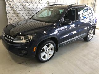 Used 2016 Volkswagen Tiguan Tiguan Comfortline 4MOTION ( 81$/Sem )* for sale in Chicoutimi, QC