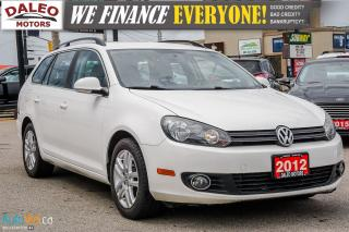 Used 2012 Volkswagen Golf Wagon TDI | HEATED SEATS | CRUISE CONTROL | for sale in Hamilton, ON