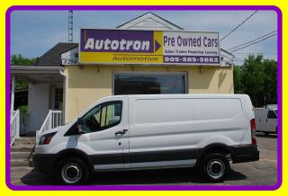 Used 2017 Ford Transit 250 3/4 Ton Cargo Van, Loaded, Cruise, Eco Boost for sale in Woodbridge, ON