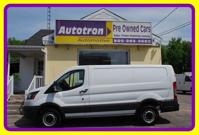2017 Ford Transit 250 3/4 Ton Cargo Van, Loaded, Cruise, Eco Boost