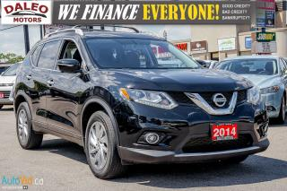 Used 2014 Nissan Rogue SV | BACK UP CAM | MOONROOF | NAV | BLUETOOTH | for sale in Hamilton, ON