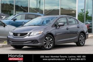 Used 2014 Honda Civic EX TOIT MAGS for sale in Lachine, QC