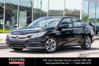 Used 2017 Honda Civic Lx Cruise Ac for sale in Lachine, QC