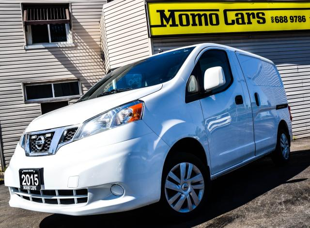 2015 Nissan NV200 SV! Navigation! Backup Camera!