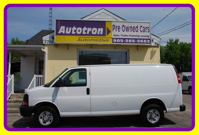 2014 Chevrolet Express 2500 3/4 Ton Cargo Van, Loaded