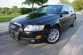 Used 2008 Audi A6 3.2 AVANT / WAGON / STUNNING / LOCAL for sale in Etobicoke, ON