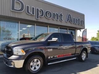 Used 2015 RAM 1500 Cabine multiplaces 4RM, 149 po Outdoorsm for sale in Alma, QC